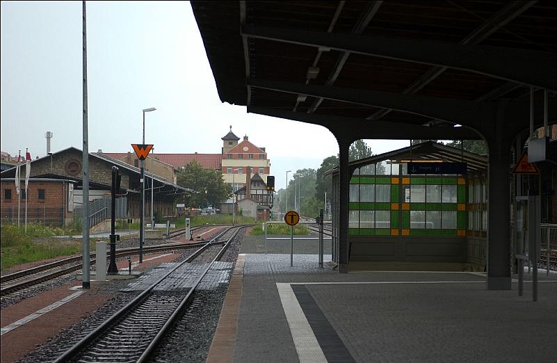 quedlinburg bahnhof
